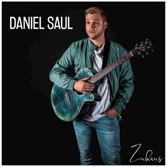 Daniel Saul EP Cover Zuhaus